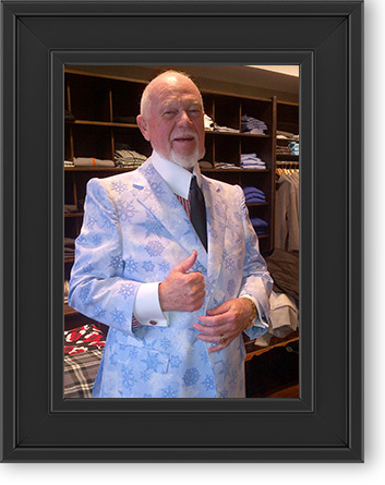 The Coop Ink - Maker of Don Cherry's Custom Signature Suits