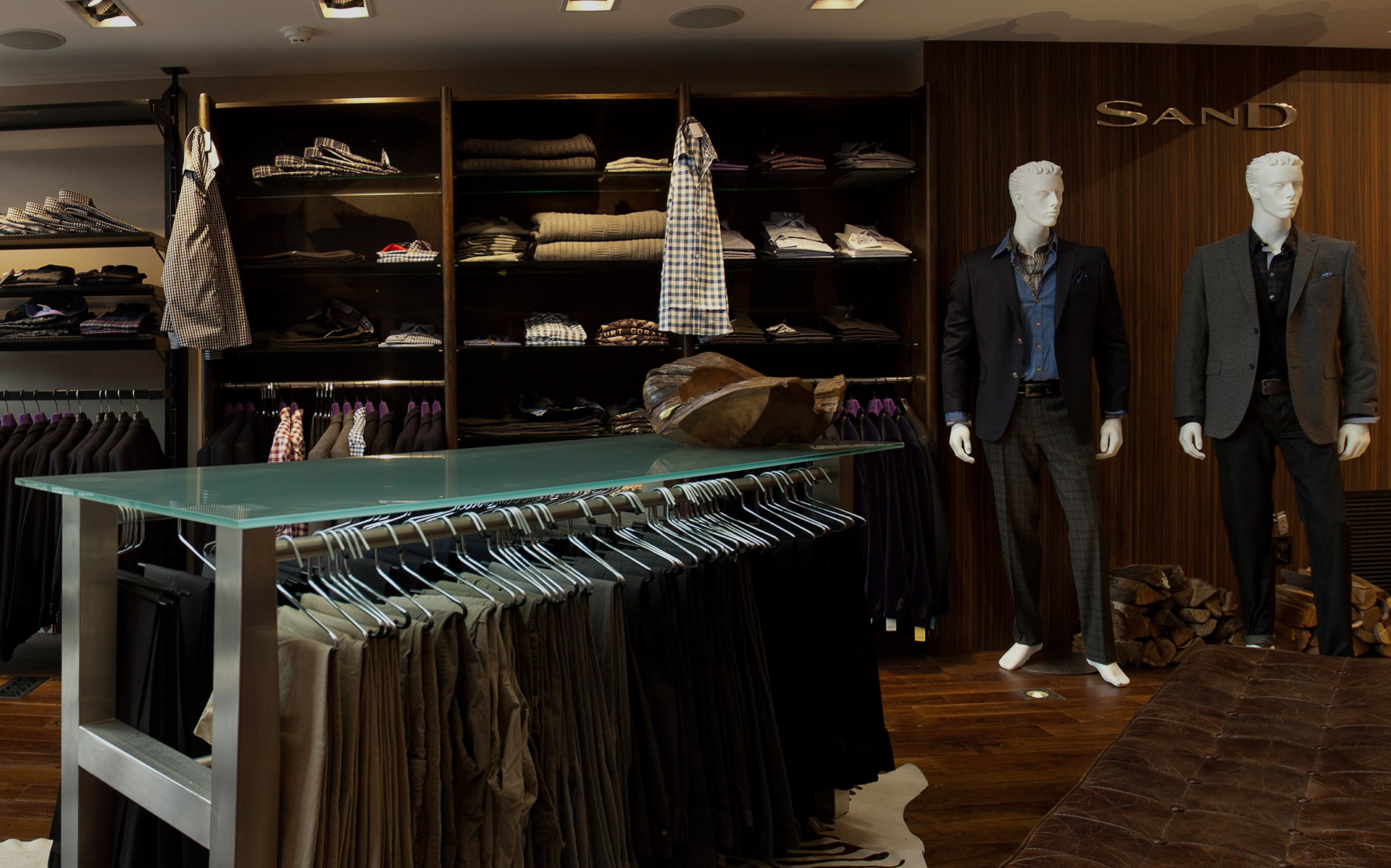 Contemporary Clothing for Men
